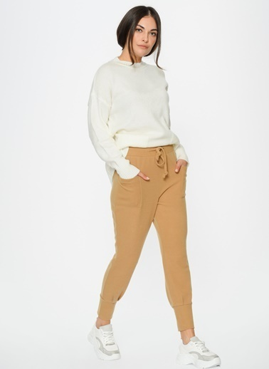 Loves You Sweatpant Camel